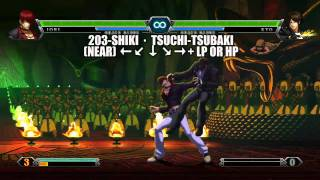 Iori Yagami - The King of Fighters XIII Gameplay Video