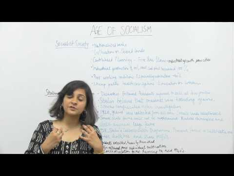 Socialism in Europe & Russia _ Part11 _ Stalinism & Collectivism _ Aarushi Aggarwal