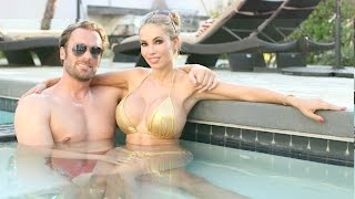 Too Bling For Germany: Baywatch Couple's $100k A Month Life thumbnail