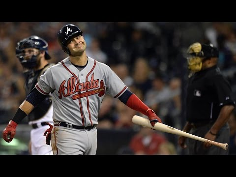 Braves come up short vs. Padres in series opener