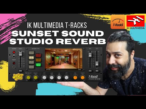 IK Multimedia Sunset Studio Reverb