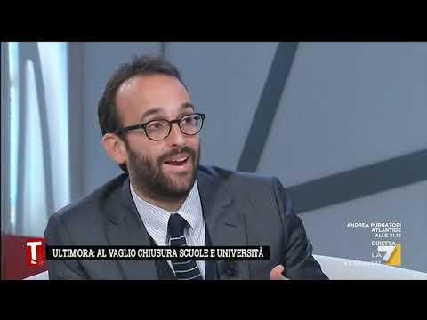 Coronavirus, Claudio Cerasa: 'Economia Italia nella stessa condizione di una persona anziana'