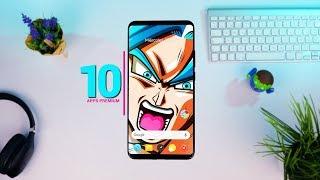 10 Nuevas Apps PREMIUM para Android | Edición DE LUJO SEPTIEMBRE 2018