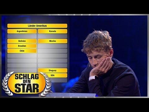 Spiel 10 - Wer weiß mehr - Schlag den Star