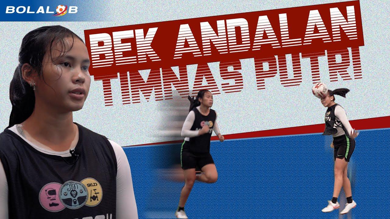 Football Individual Improvement with Shalika Aurelia Timnas Putri Indonesia   Level Up #7