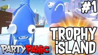 Video BRAND NEW GAMEMODE 'TROPHY ISLAND!! - Party Panic! W/AshDubh download MP3, 3GP, MP4, WEBM, AVI, FLV Januari 2018