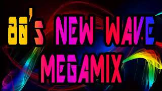 80's Mega Mix   New Wave Mixed