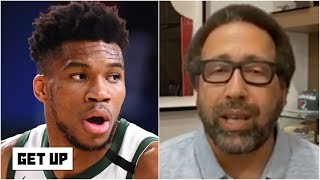 The Bucks have to make a move if they want to keep Giannis - David Fizdale | Get Up