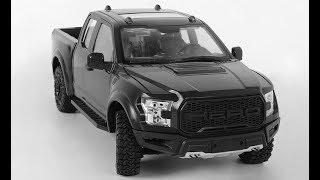 What's New: RC4WD RTR Desert Runner Truck & Hero Body
