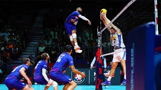 Earvin N'Gapeth | Craziest Volleyball Player in the World (HD)