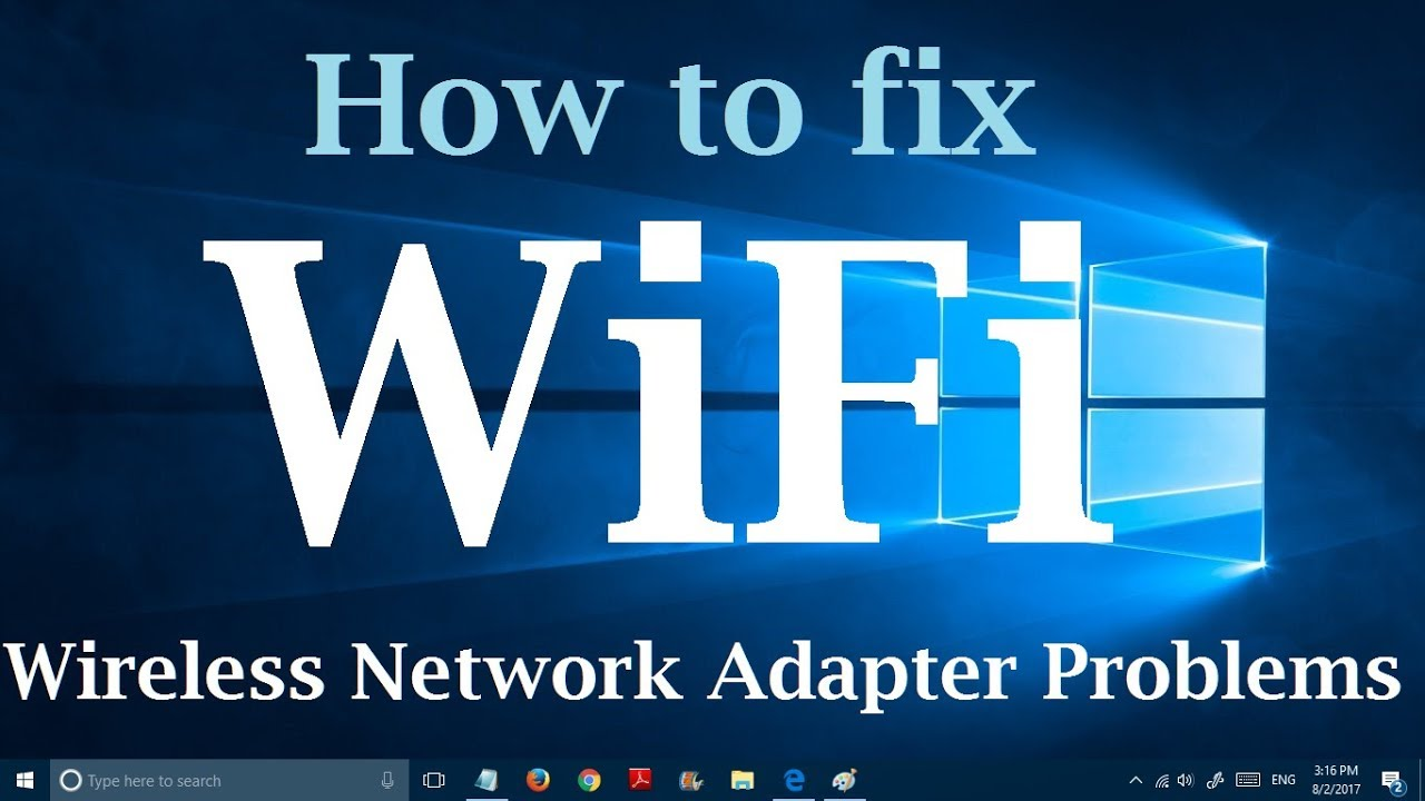 windows 7 how to fix network problems
