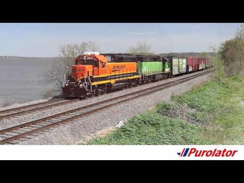 Purolator Freight – Expedited And Standard LTL, White Glove Service