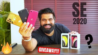 Is It The Best iPhone For You??? iPhone SE 2020 Opinions + Giveaway