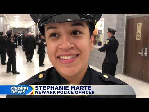 Newest NJ Police Officers Include 31 Women In Newark