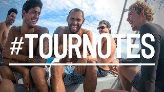 #TourNotes: Fiji Landing