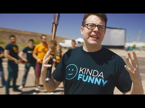 Kinda Funny vs. The World (Live Action) - Let's Play Live! Trailer (4K)