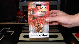 Diddy Kong Amiibo Unboxing + Review | Nintendo Collecting