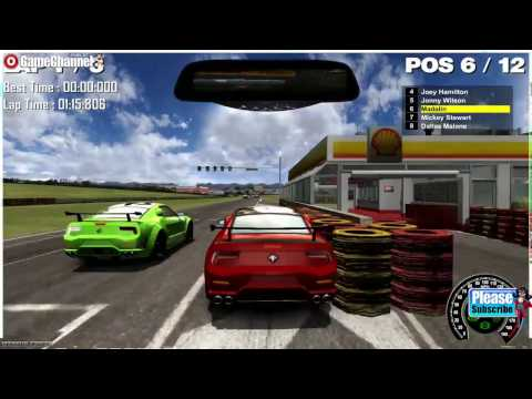 Mg Racing, Unity 3D Car Games, Driving Games, Flash Game Video