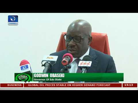 Obaseki Says Gelegele Seaport In Line With FG's Export Reforms