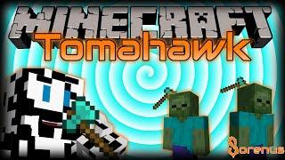 Minecraft | TOMAHAWK MOD | Sorenus Mods 190