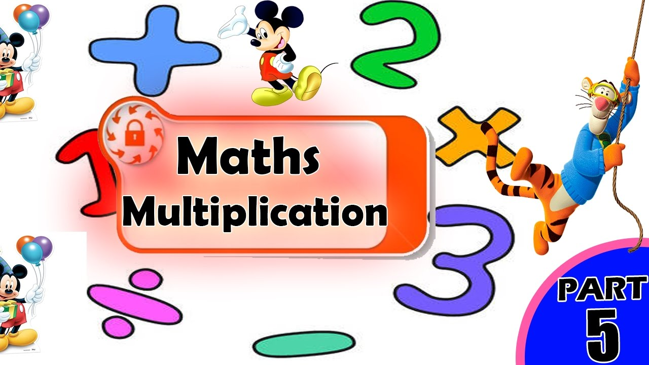 what does multiplication mean for kids | multiplication for kids