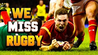 Cover images Rugby Greatest skills - WE Miss RUGBY