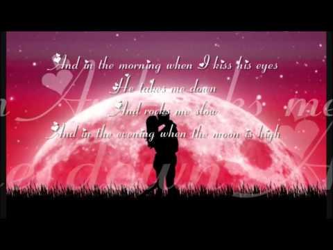 All The Man That I Need - Whitney Houston (With Lyrics)