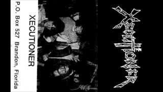 XECUTIONER (pre-Obituary) - Demo
