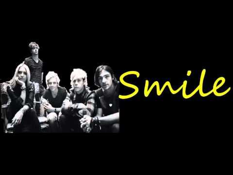 R5 SMILE lyrics