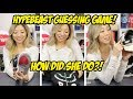 ULTIMATE HYPEBEAST GUESSING GAME W/ NEW CONTESTANT! DID SHE WIN?