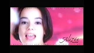Alizée - Parler tout bas Publicité (Version 30 secondes - 27/04/2001)
