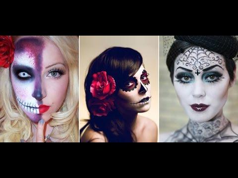 44 Fotos De Maquiagem De Bruxa Para Inspirar Você Youtube