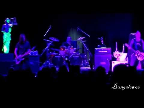 ONE ( Metalica Tribute Band ) At Marquee Theater - May 17 2015