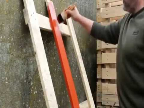 Fabrication De La Peinture Extrieur A La Farine Peinture Sudoise