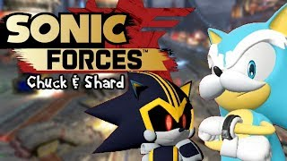 Sonic Forces Mods | Playable Shard the Metal Sonic &  Uncle Chuck/Sir Charles