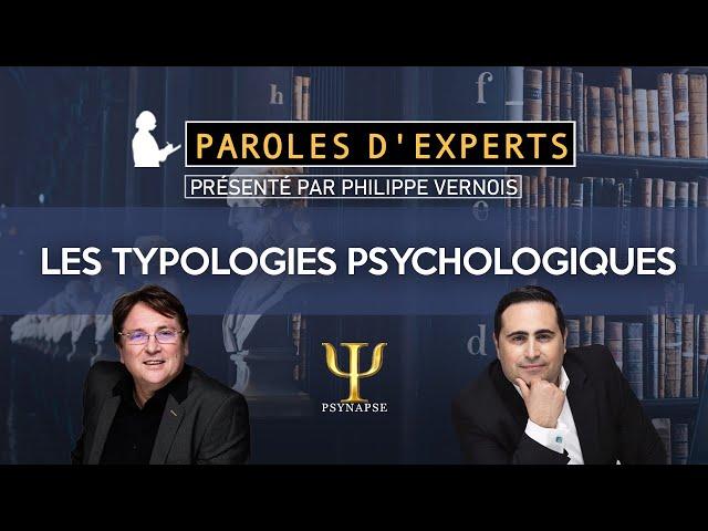 Les typologies comparées - Paroles d'Experts