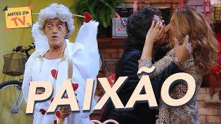 Dona Geralda e Xexéu APAIXONADOS? O cupido está à solta  | A Vila | Nova Temporada | Humor Multishow