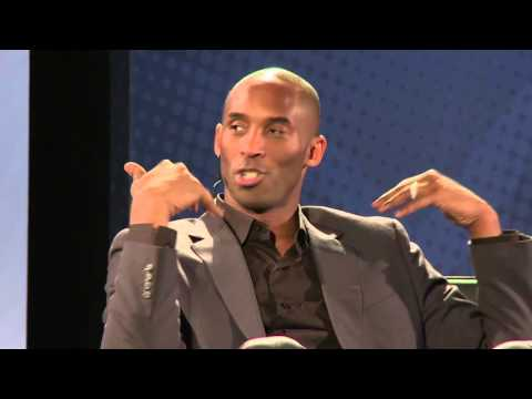 Kobe Bryant, Rick Fox and Robert Horry share stories at AmEx Teamed Up