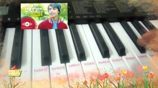 Video Harris J - Salam Alaikum ( Piano cover) download MP3, 3GP, MP4, WEBM, AVI, FLV Januari 2018