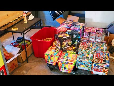 Hova's 2018 4th of July Fireworks Pre Hype