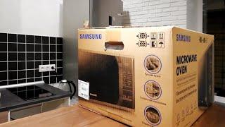 Lasman Vlog #5: Настин день рождения. Покупка в Мвидео микроволновки Samsung. Наша кухня Кноксхульт.