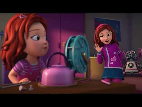 Midwinter Night's Dream - LEGO Friends - Trailer