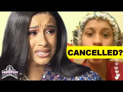 Cardi B reacts to SurvivingCardiB and goes off