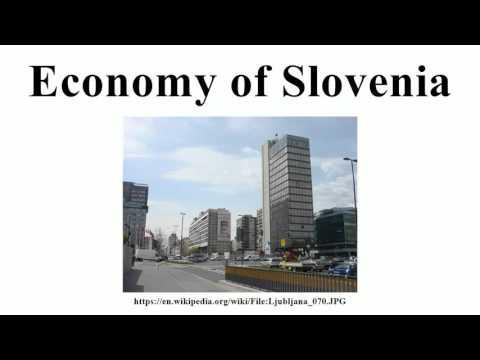 Economy of Slovenia