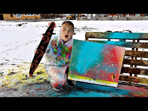EXTREME Painting Challenge!