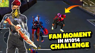 New M1014 Challenge || Funniest Fan Moment || Desi Gamers