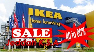 Mega Sale - Sa Ikea  Jeddah, Saudi Arabia