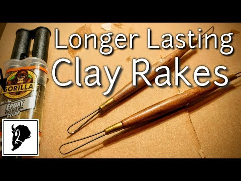 How to Make Your Clay Sculpting Tools Last Longer