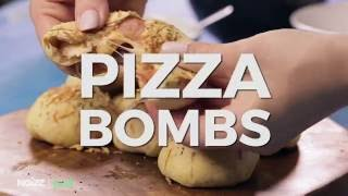 Pizza Bombs - Noizz Food