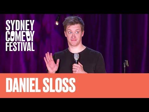 Daniel Sloss - Sydney Comedy Festival 2016